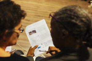 AdviesWijkzorg - Een gesprek over een cliënt